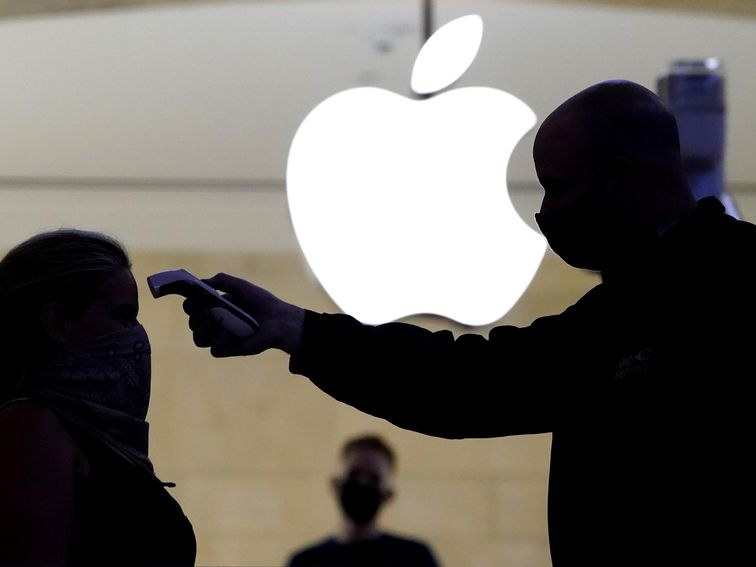 Apple has to recloses more stores due to a spike in the coronavirus
